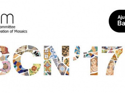 13TH CONFERENCE OF THE INTERNATIONAL COMMITTEE FOR THE CONSERVATION OF MOSAICS BARCELONA, 15-20 OCTOBER, 2017